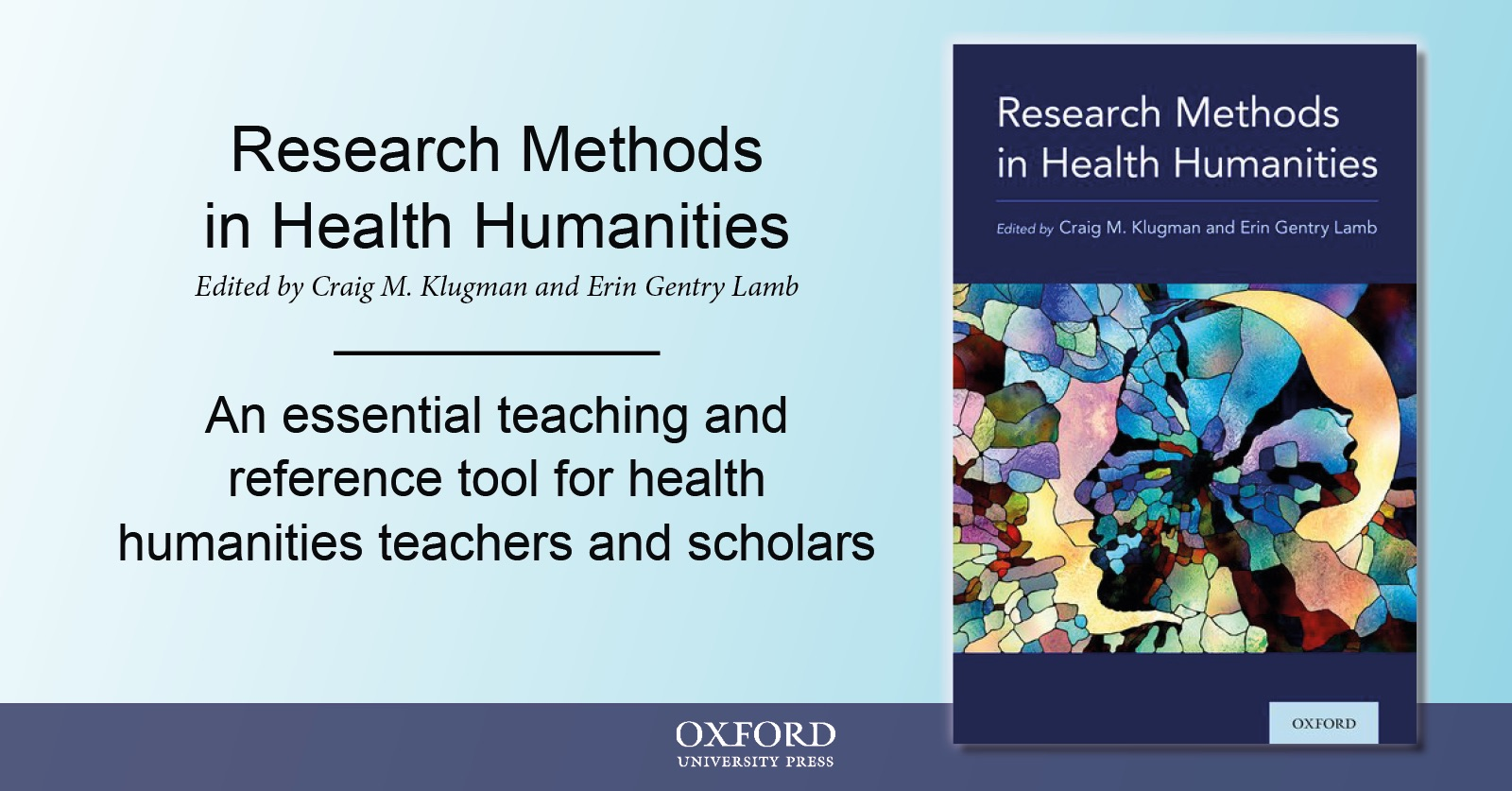 Klugman_Research Methods in health humantities_FB_SM card